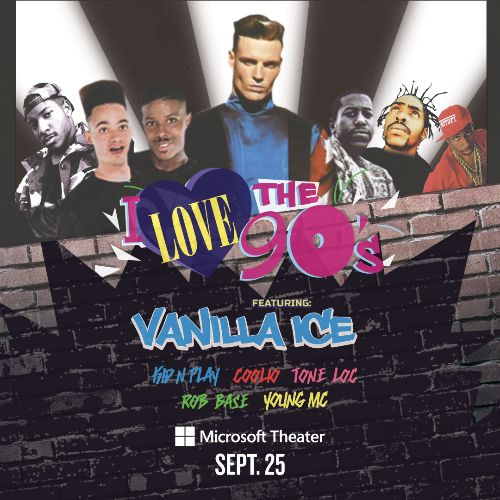 More Info for THE I LOVE THE 90'S TOUR RETURNS TO THE STAGE FOR 2021 - TICKETS ON SALE JUNE 11