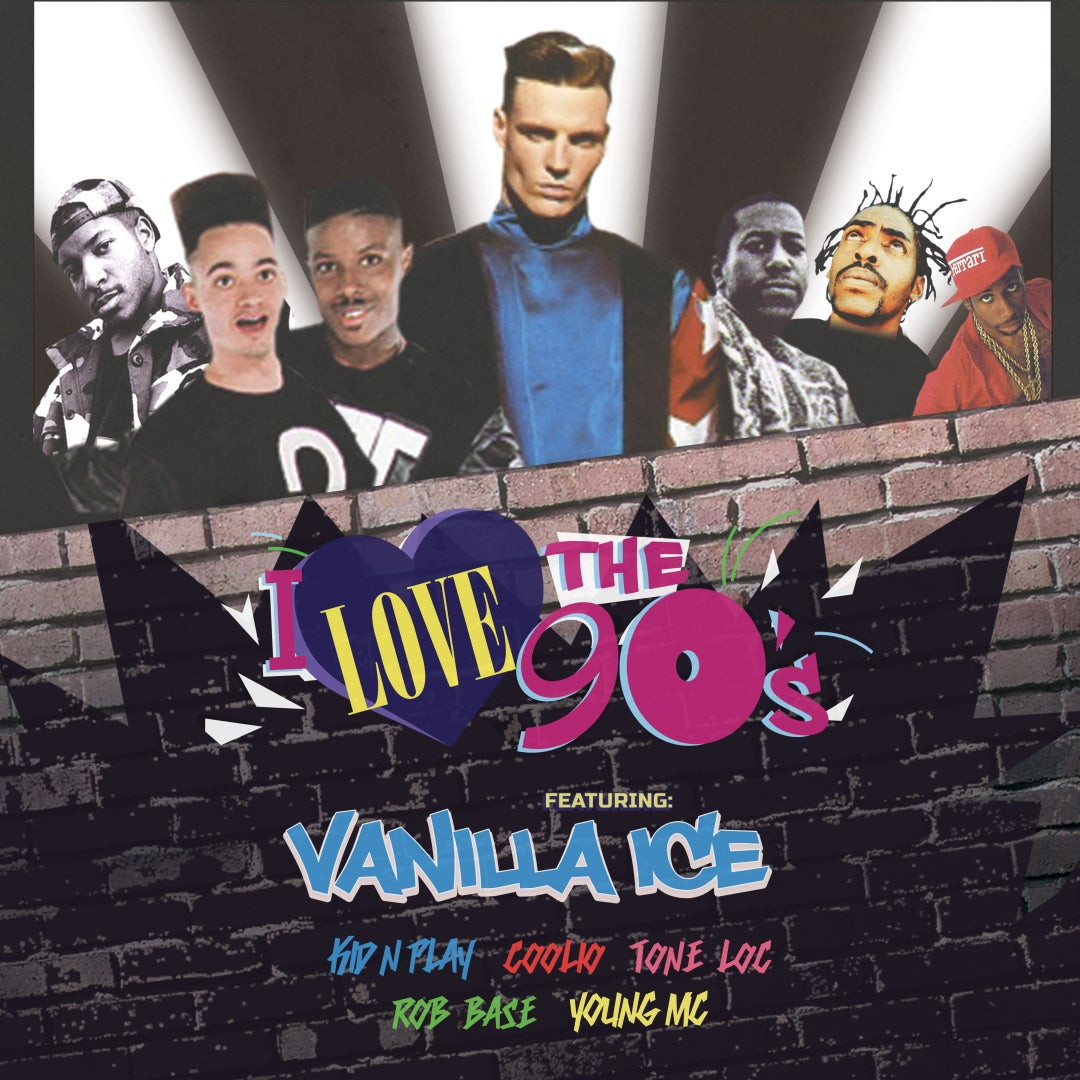 More Info for I Love the 90's - Cancelled