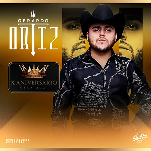 More Info for GERARDO ORTIZ CELEBRATES 10 YEAR ANNIVERSARY WITH LIVE CONCERT AT MICROSOFT THEATER ON OCTOBER 2