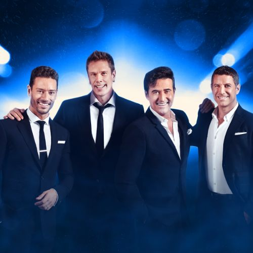 More Info for IL DIVO ANNOUNCES FOR ONCE IN MY LIFE U.S. TOUR