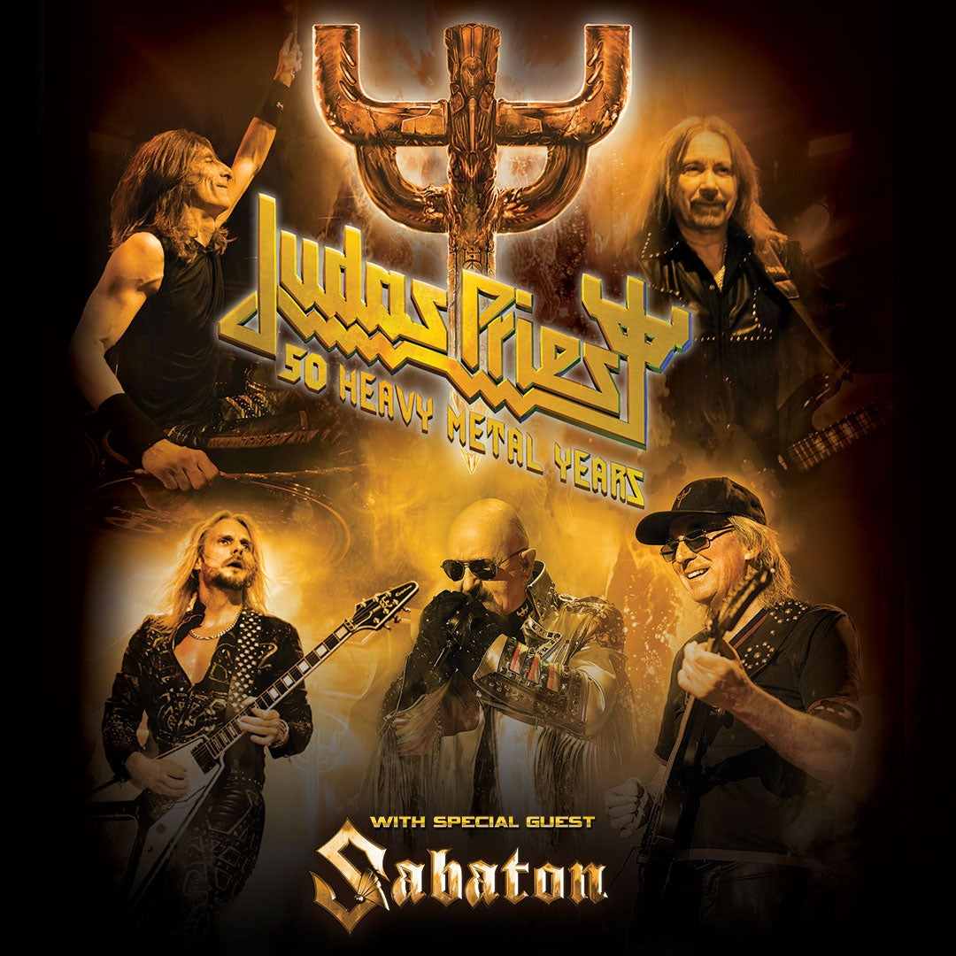 More Info for Judas Priest: 50 Heavy Metal Years