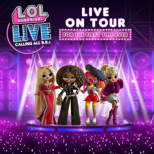 More Info for L.O.L. SURPRISE!™ CONCERT TOUR COMING TO MICROSOFT THEATER IN LOS ANGELES ON NOVEMBER 26